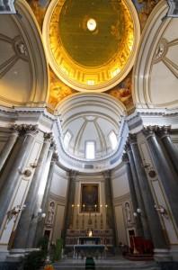 Altare ed Abside del Santuario dello Spirito Santo