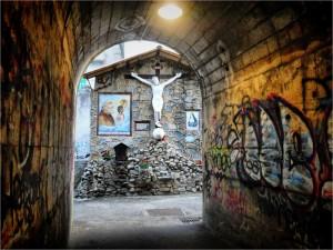 Salerno Tunnel in Via Gaetano Rocco