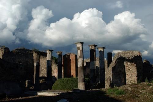 Pompei - Nubi sul Centauro