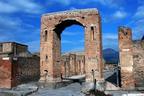 Pompei - Arco Trionfale