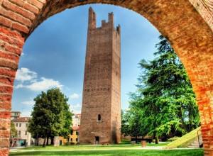Torre Donà attraverso il Portello
