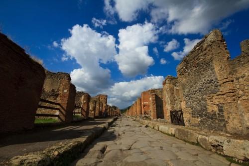 Pompei - Via Stabiana