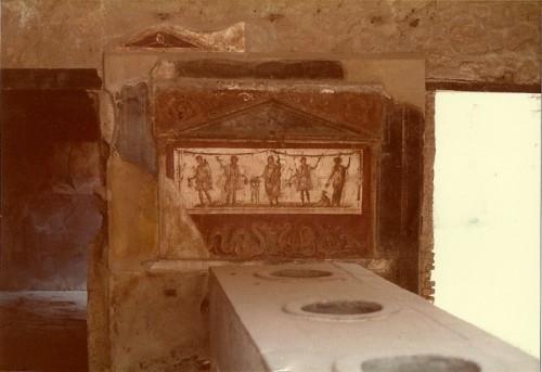 Pompei - i dipinti di Pompei
