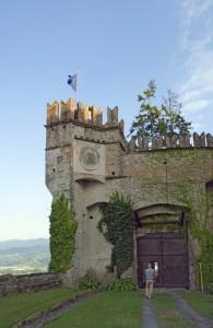 Il castello di Cremolino