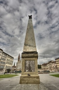 Nuvole in piazza