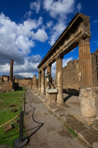 Pompei - Il Tempio di Apollo