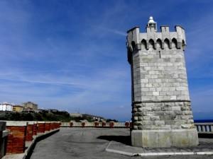 """La Rocchetta , """"il faro-torre"""""""