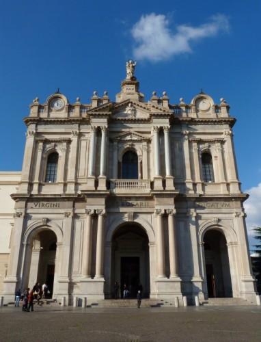 Pompei - Santuario mariano
