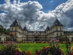 La residenza della madama reale Cristina di Francia