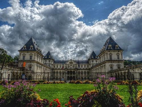 Torino - La residenza della madama reale Cristina di Francia