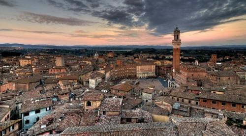 Siena - Un altro modo di vedere Siena...