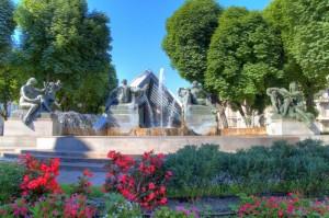 La Fontana - Piazza Solferino