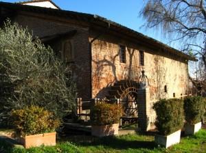 Il mulino di Gallignano
