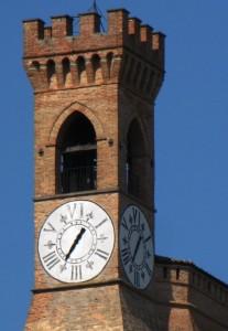 L'Orologio della Torre dell'Orologio