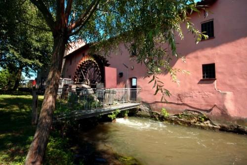 Madignano - Sulla roggia Pallavicina
