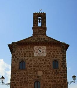 La Torre dell'orologio di Sovana