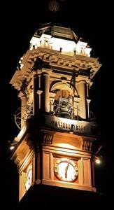 Il campanile e le campane di Casbeno.