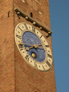 Orologio della Torre Bissara