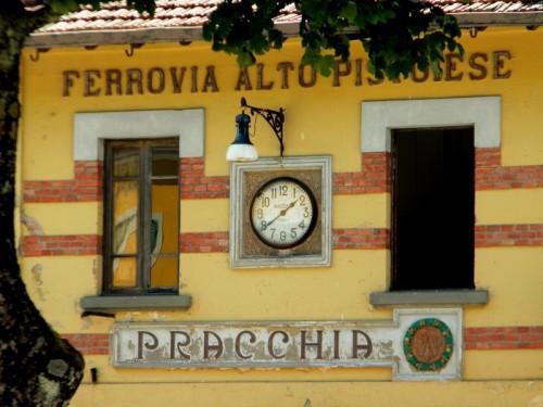 Pistoia - C'era una volta un trenino...
