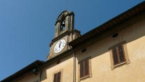 L'orologio del Municipio