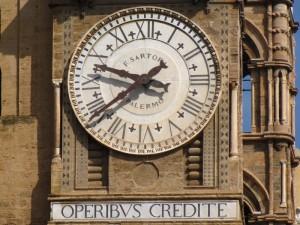 L'Orologio della Cattedrale