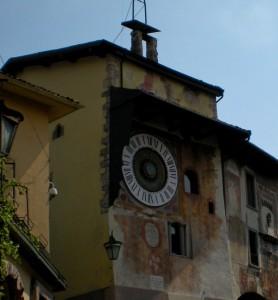 Un orologio molto particolare