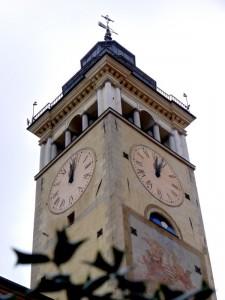 torre civica di Cuneo……