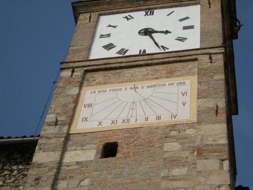 Montiglio Monferrato - campanile di Montiglio
