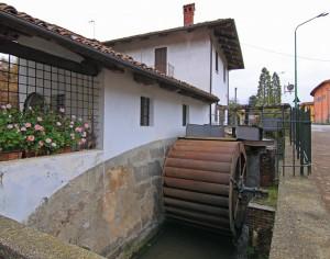 Il mulino di San Rocco a Manta