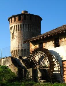 All'ombra della torre …