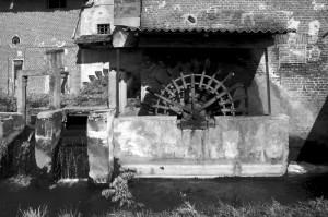 Il mulino di Olcenengo.