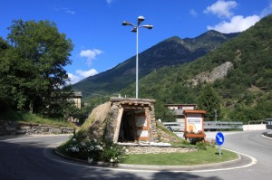 Una miniera in Val Germanasca