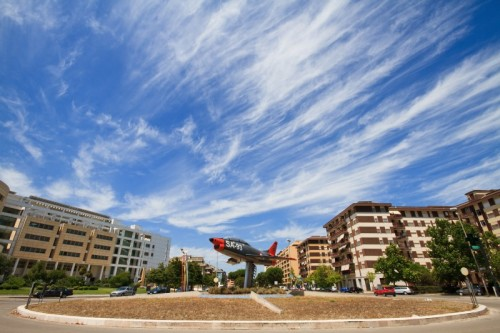 Foggia - Once It Flew High in the Sky