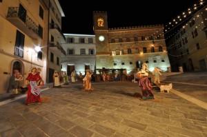 Presepe in Piazza Carpine