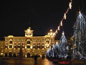 Natale in Piazza Unità