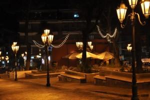 Stelle e lampioni