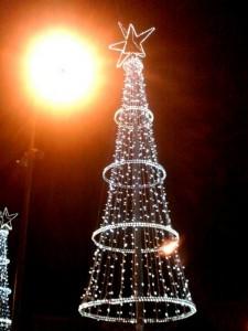 decorazioni natalizie a Campobasso