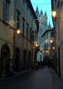 Andando verso il Duomo