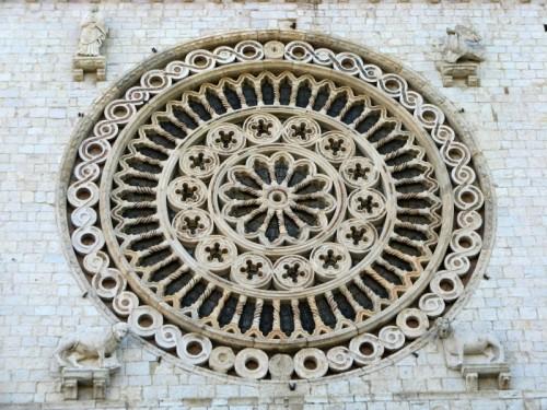 Assisi - Basilica superiore