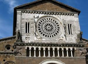 Tuscania, Chiesa di San Pietro