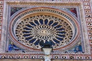 Rosone del Duomo