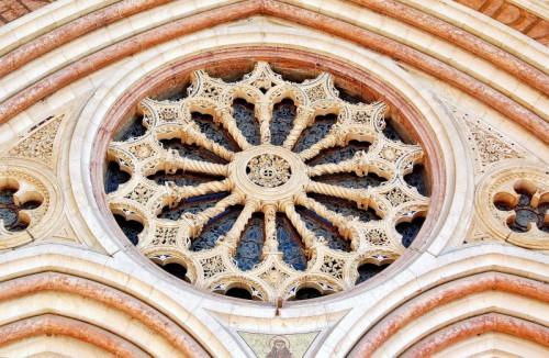 """Assisi - """"Il rosone inferiore"""""""