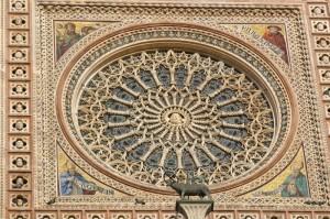 Rosone Duomo di Orvieto