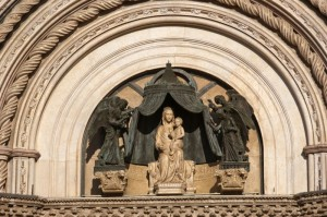 Particolare Facciata  Duomo di Orvieto
