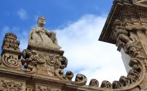 Sul Duomo di Gallipoli