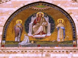 Mosaico del Duomo di Foligno