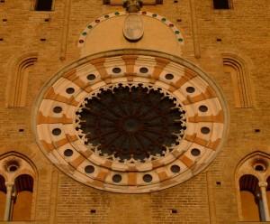Rosone del Duomo di Lodi