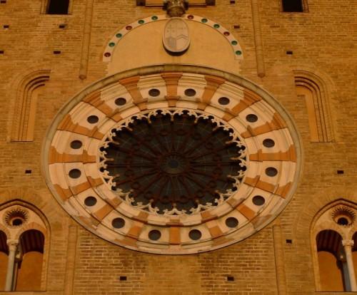Lodi - Rosone del Duomo di Lodi