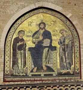Il Mosaico del Cristo