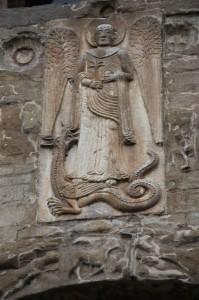San Michele uccide il drago